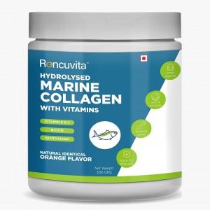 Best Hydrolyzed Marine Collagen Booster for Skin