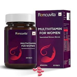 WOMEN DAILY MULTIVITAMIN BY RONCUVITA