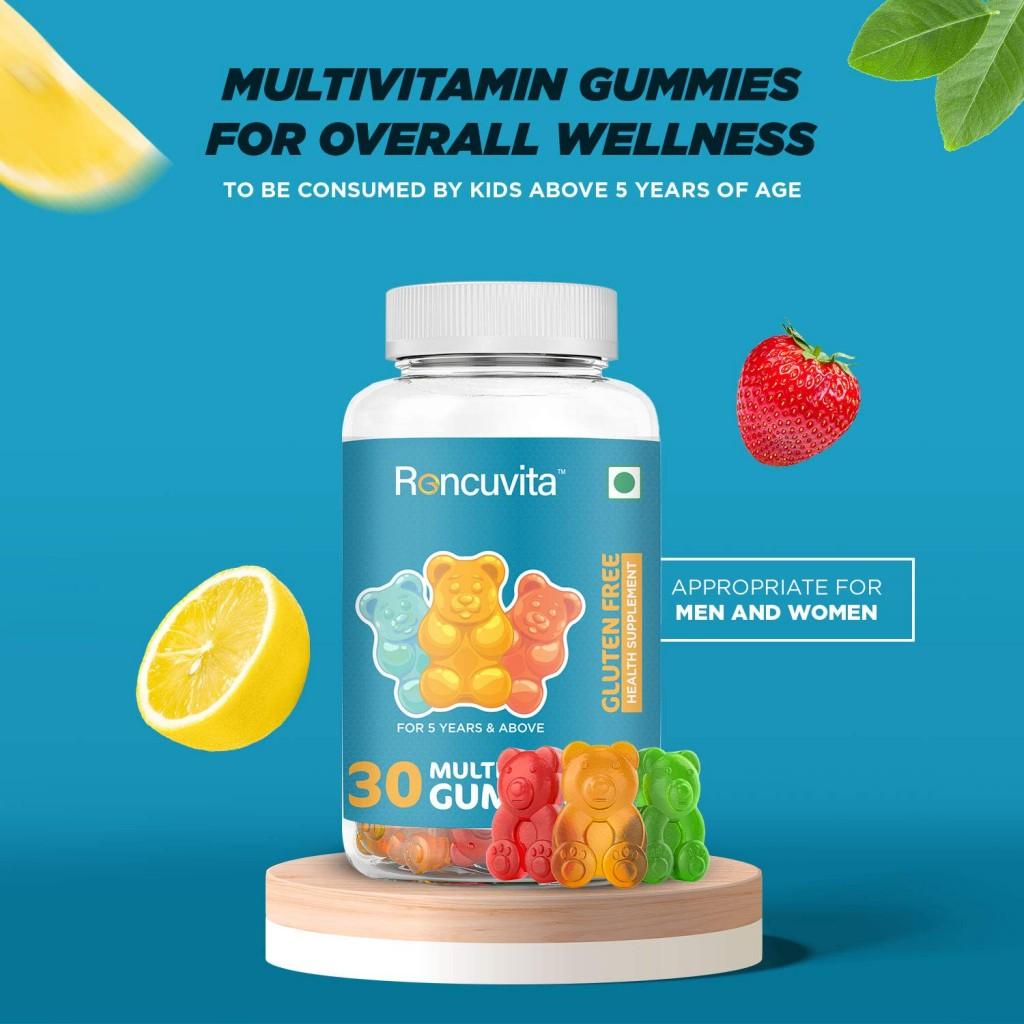 Multivitamin Gummies Kids