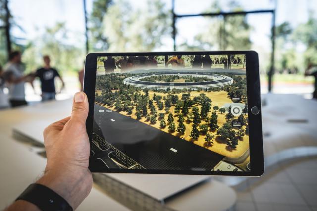iPad security rental