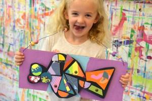 mixed media art classes for kids