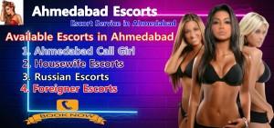 Ahmedabad call girls banner