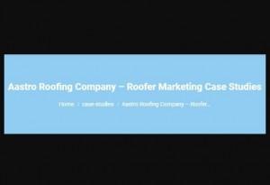 roofer marketers
