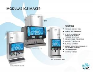 smart soda ice machine